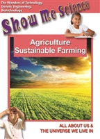 Show Me Science: Technology Series: Agriculture - Sustainable Farming DVD