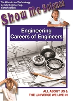 Show Me Science: Technology Series: Engineering  Careers of Engineers DVD