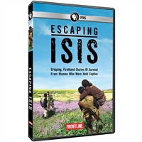FRONTLINE: Escaping ISIS DVD