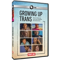 FRONTLINE: Growing Up Trans DVD