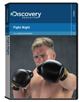 All-American Makers: Fight Night DVD