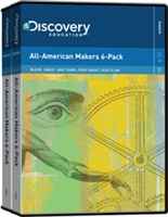 All-American Makers 6-DVD Pack