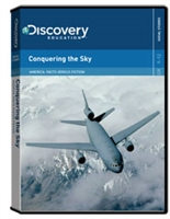 America: Facts versus Fiction II: Conquering the Sky DVD