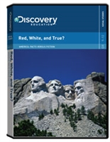 America: Facts versus Fiction II: Red, White, and True? DVD