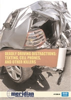Deadly Driving Distractions: Texting, Cell Phones, and Other Killers DVD