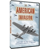American Invasion DVD