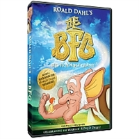 (US) Roald Dahls: The BFG (Big Friendly Giant) DVD
