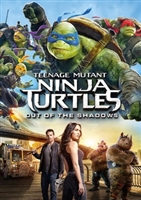 Teenage Mutant Ninja Turtles 2: Out of the Shadows DVD