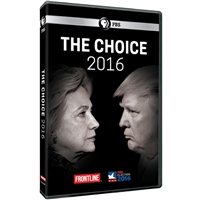 FRONTLINE: The Choice 2016 DVD