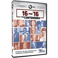 16 for '16- The Contenders DVD
