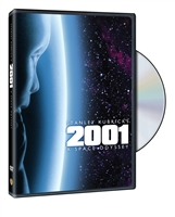 2001 Space Odyssey DVD