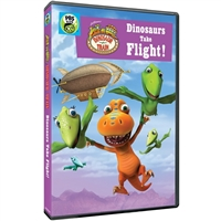 Dinosaur Train: Dinosaurs Take Flight! (CE7834)