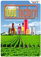 (US) Food Factory, Season 1: Volume 3 (Ep. 11-14) (CE7839)