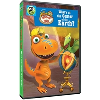 Dinosaur Train: What's at the Center of the Earth?(CE7852)