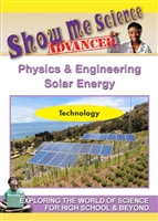Show Me Science Advanced: Physics & Engineering - Solar Energy (CE7975) DVD