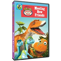 Dinosaur Train: Meeting New Friends (CE7995)