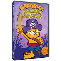 Garfield's Halloween Adventure (CE7998)