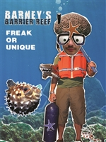Barney's Barrier Reef Series: Freak or Unique (CE8007)