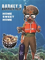 Barney's Barrier Reef Series: Home Sweet Home (CE8009)
