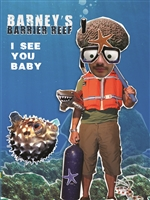 Barney's Barrier Reef Series: I See You Baby  (CE8010)