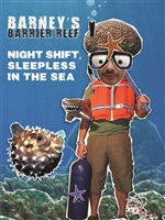 Barney's Barrier Reef Series: Night Shift, Sleepless in the Sea  (CE8011)