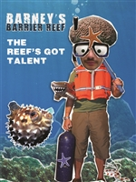 Barney's Barrier Reef Series: The Reef's Got Talent (CE8014)