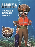 Barney's Barrier Reef Series: Take My Breath Away (CE8019)