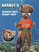 Barney's Barrier Reef Series: Waste Not, Want Not (CE8020)
