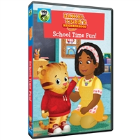 Daniel Tiger's Neighborhood: School Time Fun (CE8059)