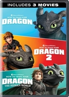 How to Train Your Dragon - 3 Movie Collection (CE8064)