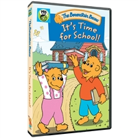 The Berenstain Bears: It's Time For School (CE8067)