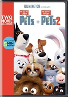 Secret Life of Pets 2 Movie Collection (#CE8072)