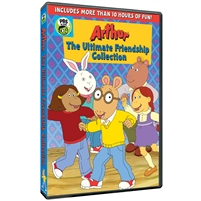 Arthur: The Ultimate Friendship Collection (3 DVDs) (#CE8085)