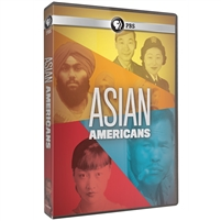 Asian Americans (CE8086) DVD