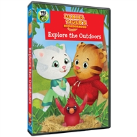 Daniel Tiger's Neighborhood: Explore the Outdoors (CE8088)