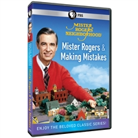 Mister Rogers' Neighborhood: Mister Rogers and Making Mistakes (#CE8090)