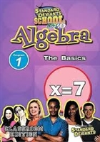 Standard Deviants School Algebra Module 1: The Basics DVD