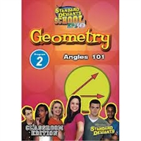 Standard Deviants School Geometry Module 2: Angles 101 DVD