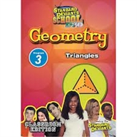 Standard Deviants School Geometry Module 3: Triangles DVD