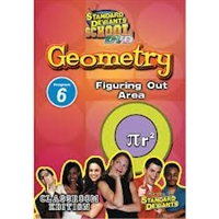 Standard Deviants School Geometry Module 6: Figuring Out Area DVD
