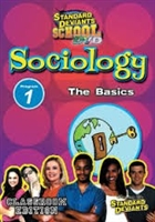 Standard Deviants School Sociology Module 1: The Basics DVD
