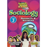 Standard Deviants School Sociology Module 3: Research And Societies DVD