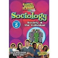 Standard Deviants School Sociology Module 5: Society And The Individual DVD