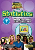 Standard Deviants School Statistics Module 7: Working With Distributions DVD