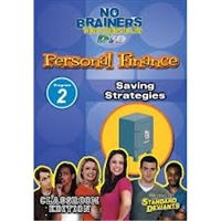 Standard Deviants School NB Personal Finance 2: Saving Strategies DVD
