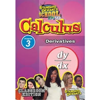 Standard Deviants School Calculus Module 3: Derivatives DVD