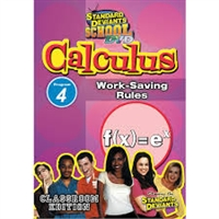 Standard Deviants School Calculus Module 4: Work-Saving Rules DVD