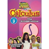 Standard Deviants School Calculus Module 9: The Anti-Derivative DVD