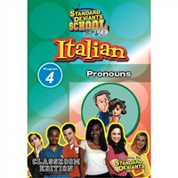 Standard Deviants School Italian Module 4: Pronouns
