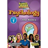 Standard Deviants School Psychology Module 1: The Basics DVD